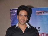 Tusshar Kapoor at Times Moto Quiz at BKC Trident