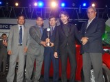 Neil Nitin Mukesh at Autocar Awards, Taj lands End