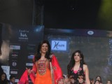 Sushmita Sen walks for Nishka Lulla at India Kids Fashion Week 2012 Day 3 at Hotel Lalit Intercontinental in Mumbai