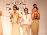 Eina Ahluwalia Show at Lakme Fashion Week Summer / Resort 2012