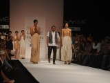 Sougat Paul Show at Lakme Fashion Week Summer / Resort 2012
