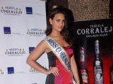 Miss Mexico Elisa Najera at Corralejo Mixology bash at Novotel