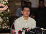 Aamir Khan holds press meet