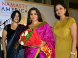 Namaste America Hosts An Evening With Vidya Balan