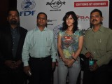 Tulip Joshi launches Football Marathon 2012