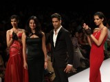 Designer Komal Sood 2nd Day at Lakmé Fashion Week Winter Festive 2012