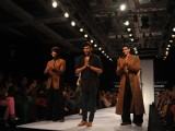 Designer Nikhil Thampi 2nd Day at Lakmé Fashion Week Winter Festive 2012