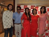 Anil Kapoor graces Barkha-Sonzal's preview at Aza store