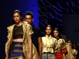 The North East Show by designer Atsu Sekhose ,Wills Lifestyle India Fashion Week -2013, In New Delhi