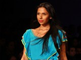 Designer Surily Goel, Wills Lifestyle India Fashion Week -2013, In New Delhi