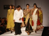 Designer Anand Kabra ,Wills Lifestyle India Fashion Week -2013, In New Delhi