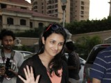 Parineeti Chopra spotted at Cinemax