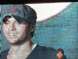 Enrique's live concert at Gurgaon