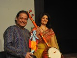 Launch of musical Hindi drama Krishna Priya