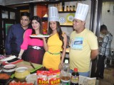 Shafe Rakhee vaswani launch Palate Culinary Studio with Malika Arora Khan