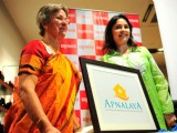 40th anniversary celebration of NGO Apnalaya in Mumbai