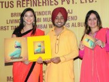 Celebs at launch of album `Afsaaney Sartaaj De` by Satinder Sartaaj at the Sheesha Sky Lounge
