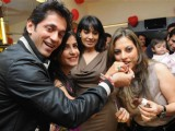 Preety Bhalla's birthday bash