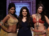 Gitanjali Group opened Day One of the India International Jewellery Week Delhi 2013