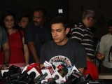 Aamir Khan interacts with the media on competing 25 glorious years