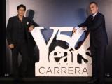 Shahrukh Khan at the celebration of TAG Hueuer's 50th Anniversary of the Carrera