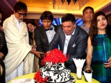 Adesh Shrivastava's Birthday Party