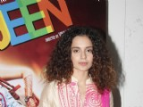 Kangana & Lisa at Queen film Interview