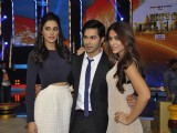 Promotion of Main Tera Hero on the sets of India's Got Talent