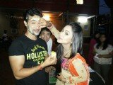 Karan Shrama's Birthday Bash on Ek Nayi Pehchaan