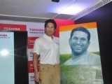 Toshiba launches 'WeAreSachin' campaign