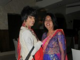 Designer Rohhit Verma celebrates his sister's birthday