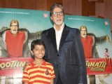 'Bhoothnath Returns' - press conference in Delhi