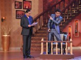 Rajat Sharma on Comedy Nights With Kapil