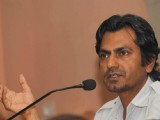 Nawazuddin Siddiqui Promotes his film Mountain Man at Mumbai University