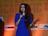 Soha Ali Khan at Education fair launch