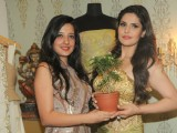 Zareen Khan graces Amy Billimoria's initiative Earth 21