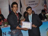 Sonu Sood at MUNA event for school children