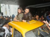 Promotion of Humpty Sharma Ki Dulhania at Kolkata