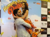 Promotions of Humpty Sharma Ki Dulhania at Ahmedabad
