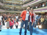 Promotions of Humpty Sharma Ki Dulhaniya at Korum Mall,Thane