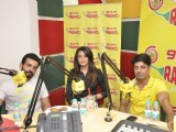 Promotion of Hate Story 2, at Radio Mirchi