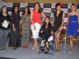 Huma Qureshi unveils Femina Cover Issue