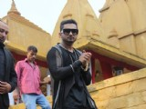 Yo Yo Honey Singh Spotted Shooting for India's Raw Star