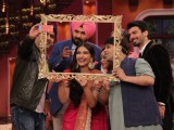 Promotion of Khoobsurat on Comedy Nights with Kapil