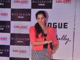 Sania Mirza Launches Celkon Mobile