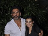 Get-to-gather at Mana Shetty's Residence