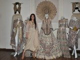Anamika Khanna's Couture Preview in Kolkatta