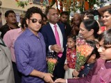 Sachin Tendulkar Inaugurates PVP Mall