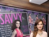Dia Mirza Unveils the New Savvy Cover