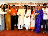 Launch of Star Studded National Anthem by Film Maker Raajeev Walia